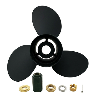 15 X15-P With Hub Kits For Honda 115-250HP Marine Aluminum Outboard Propeller